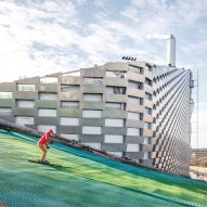 BIG opens Copenhill power plant topped with rooftop ski slope in Copenhagen