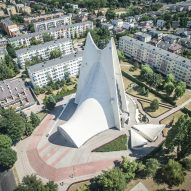 Day-VII Architecture highlights the variety of Polish communist-era churches