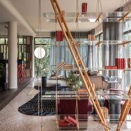 Mexico City studios redesign 1940s house for Design Week Mexico