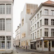Carmody Groarke to create extension to Design Museum Gent
