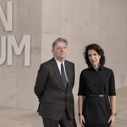 Deyan Sudjic and Alice Black to leave the Design Museum