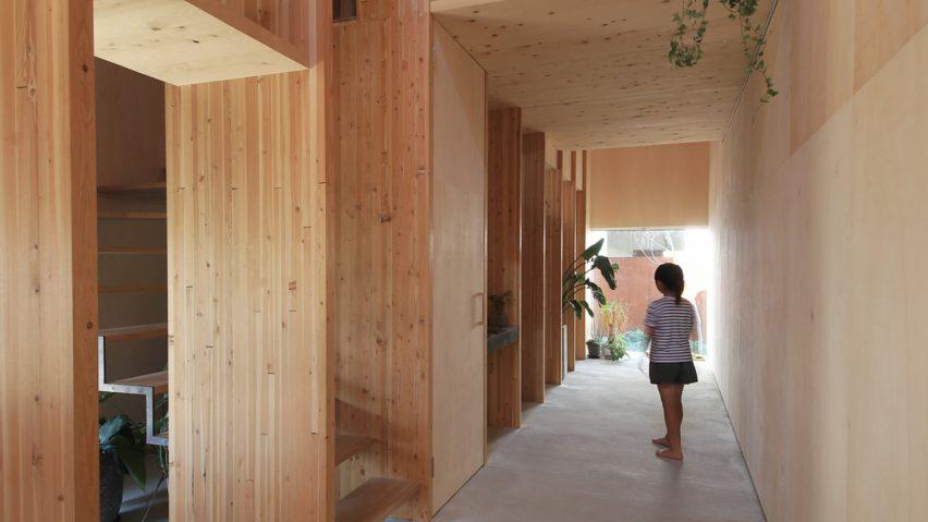 T Noie, Toyota, Japan, byKatsutoshi Sasaki + Associates