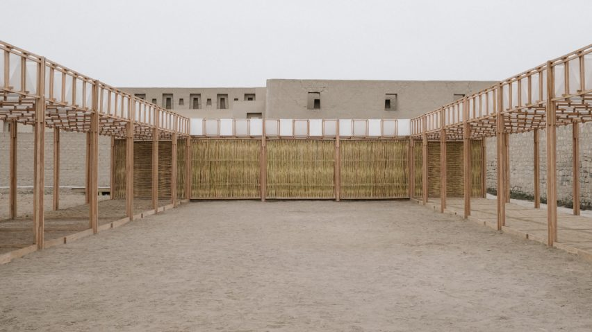 A Room for Archaeologists and Kids in Pachacámac, Lurin, Peru, by Studio Tom Emerson and Taller 5, PUCP