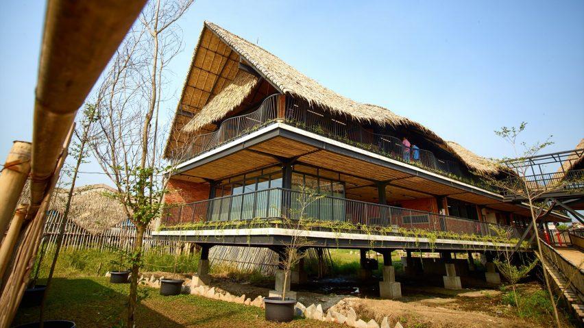 Alfa Omega School, Tangerang, Indonesia, byRAW Architecture