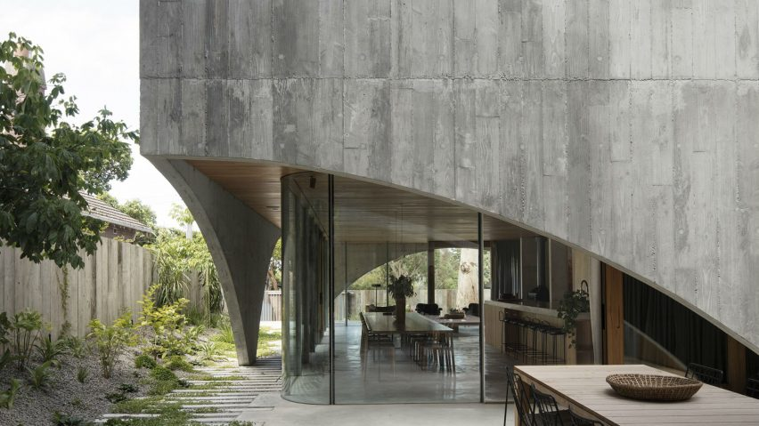 Hawthorn House by Edition Office. Photo is by Ben Hosking
