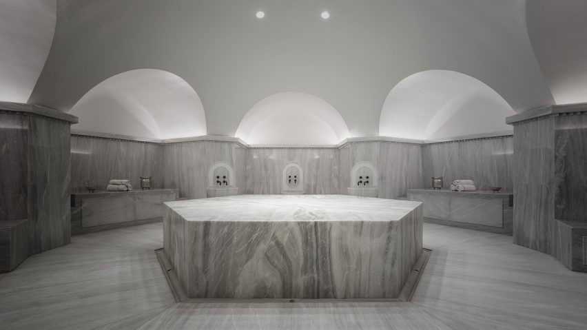 Euphoria Spa by DecaARCHITECTURE