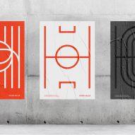 Re-public designs visual identity for restored Hafnia-Hallen sports centre