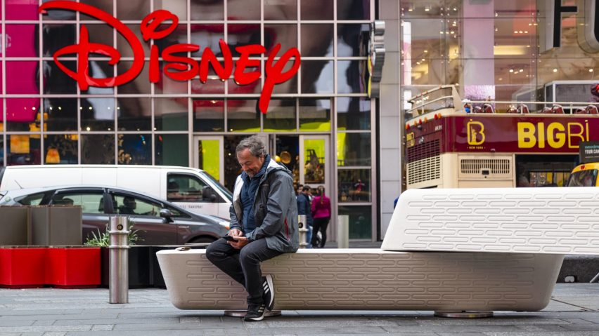 Rely Protective Public Seating by Joe Doucet x Partners