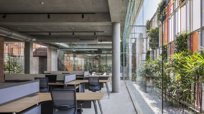 Star Engineers Factory and Administrative Building, Hanoi, Vietnam, by Studio VDGA
