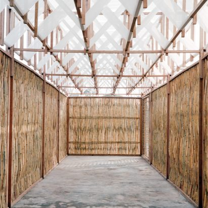 A Room for Archaeologists and Kids by Studio Tom Emerson and Taller 5 at PUCP