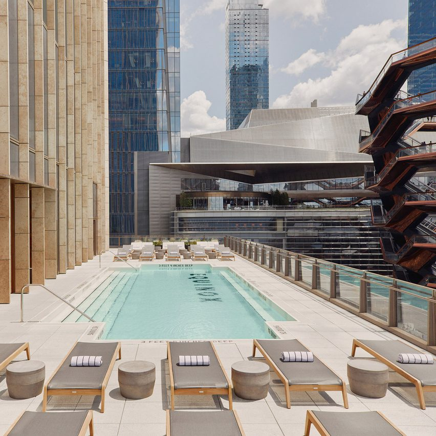 Equinox Hudson Yards by Rockwell Group and SOM