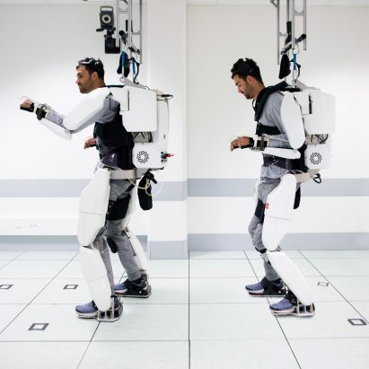 Researchers create first mind-controlled exoskeleton for paralysed patients