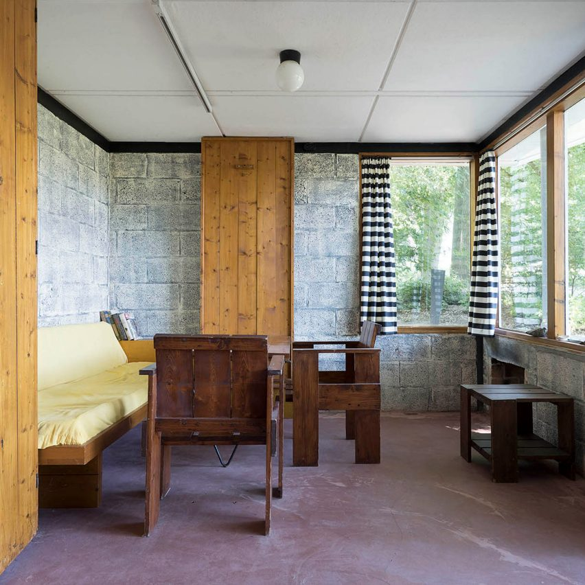 Gerrit Rietveld: Wealth of Sobriety, Albatros and De Vries Robbé holiday cottages