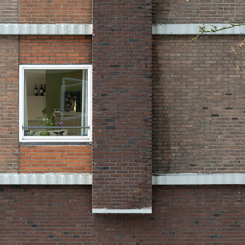 Gerrit Rietveld: Wealth of Sobriety, Robijnhof public housing