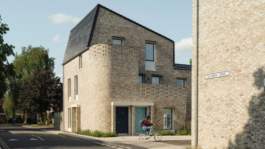 Goldsmith Street by Mikhail Riches Stirling Prize 2019 winner