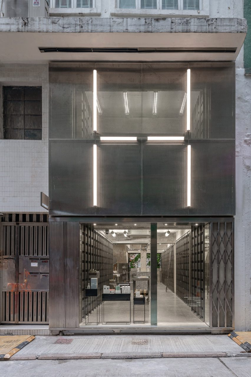 Harmay Hong Kong store designed by Aim Architecture