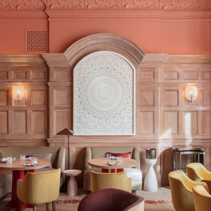 London restaurants: Hélène Darroze at The Connaught by Pierre Yovanovitch