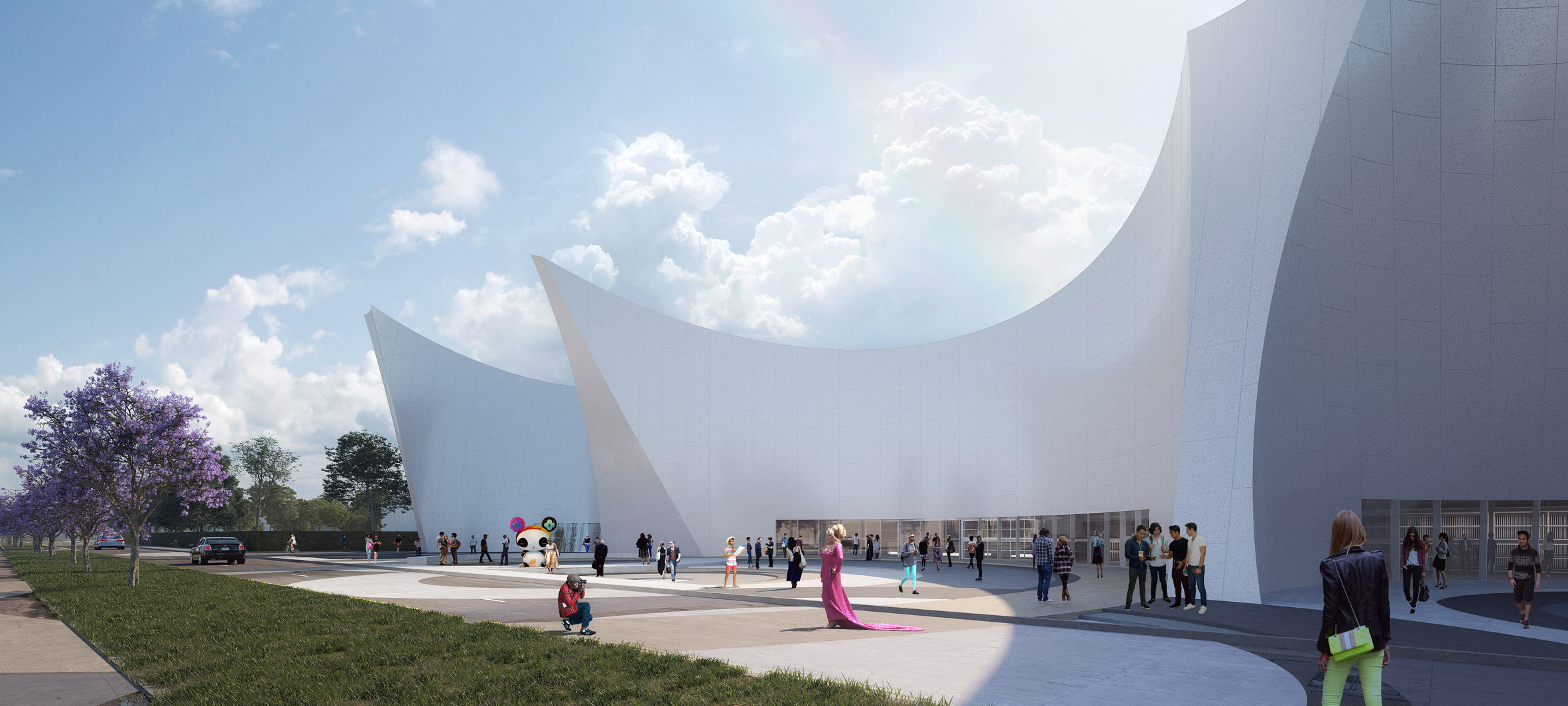 National Pulse Memorial & Museum by Heneghan Peng