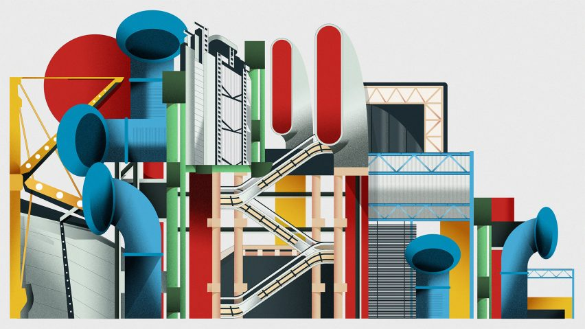 Dezeen S Guide To High Tech Architecture