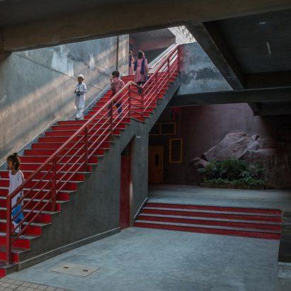 Hilltop School by DesignAware in Hyderabad, India