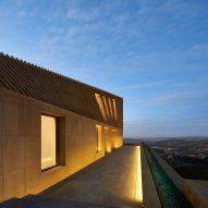 House of Many Vaults by LEFT Architects