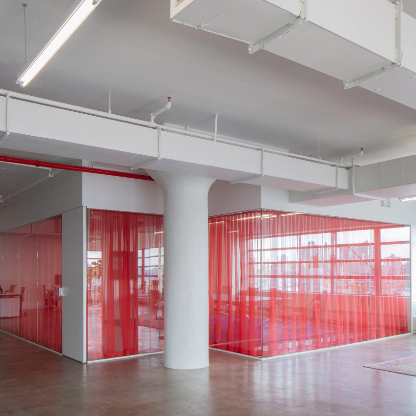 Hush Offices by Inaba Williams