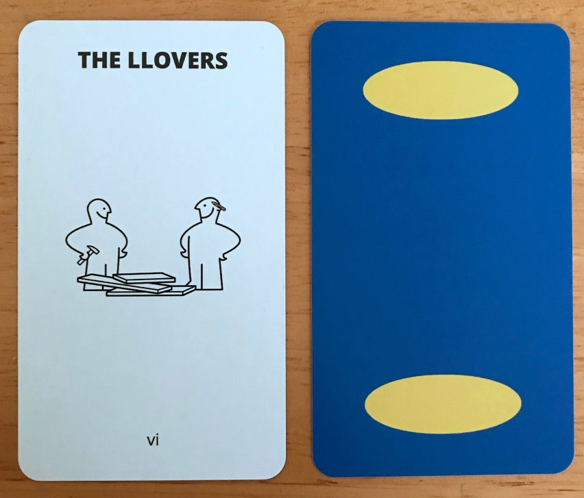 IKEA-themed tarot cards predict your future in the form of DIY infographics
