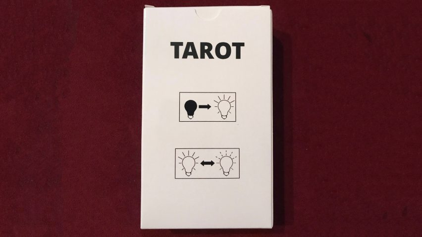 IKEA tarot cards predict your future in the form of DIY infographics