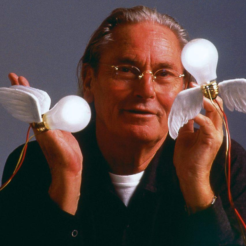 "German industrial designer and ""poet of light"" Ingo Maurer dies aged 87"