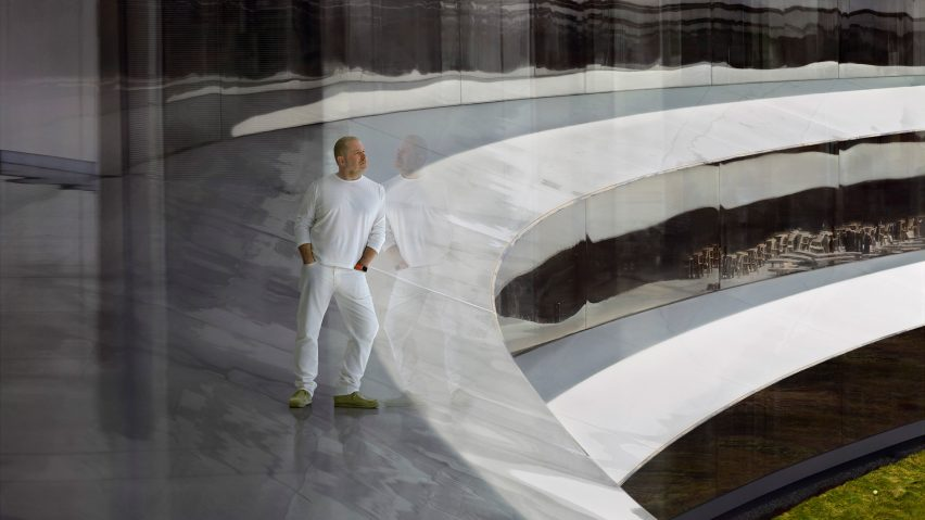 National Portrait Gallery reveals Jony Ive portrait by Andreas Gursky