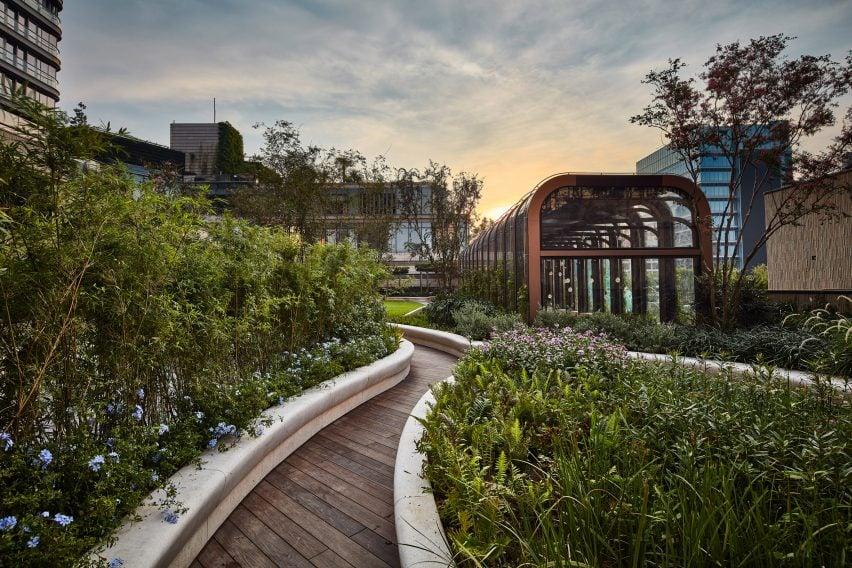 K11 Musea Hong Kong by Kohn Pedersen Fox and team