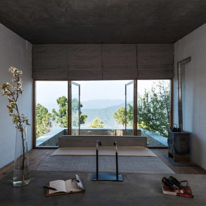 Kumaon Hotel by Zowa Architecture