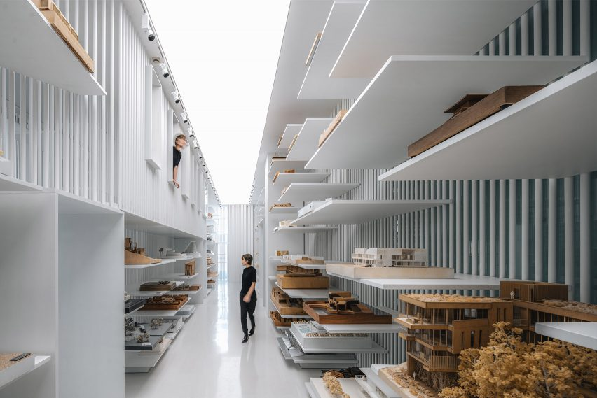 The Last Redoubt: first architectural model museum by Wutopia Lab