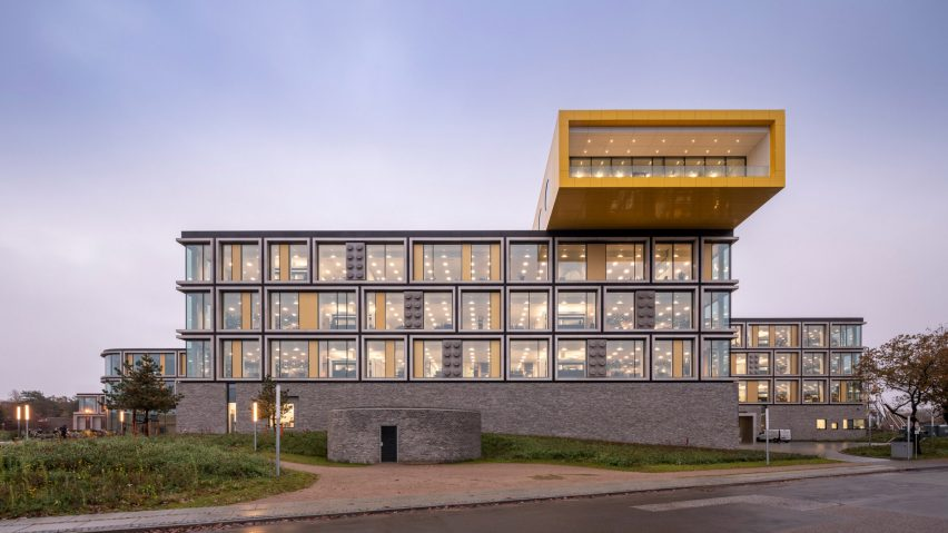 Billund Lego campus phase one by C F Møller Architects