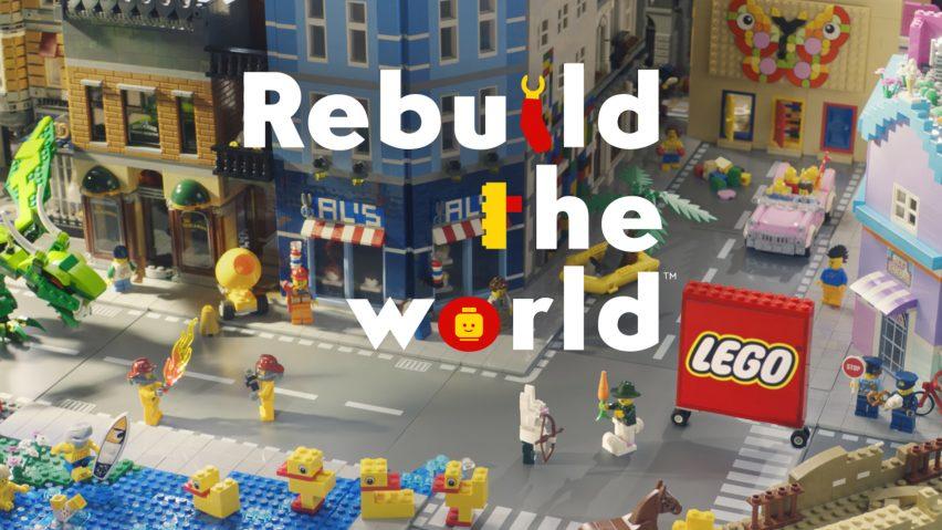 Lego head of design, Matthew Ashton, interview