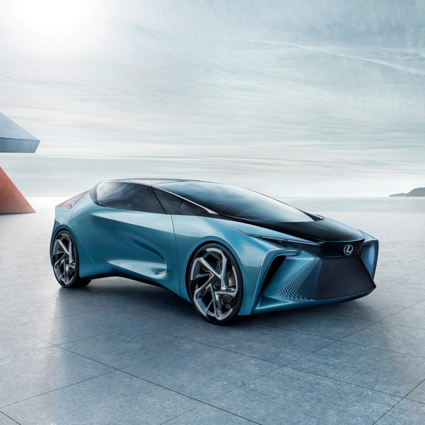 "Lexus designs LF-30 Electrified concept to engender ""mutual understanding"" between car and driver"