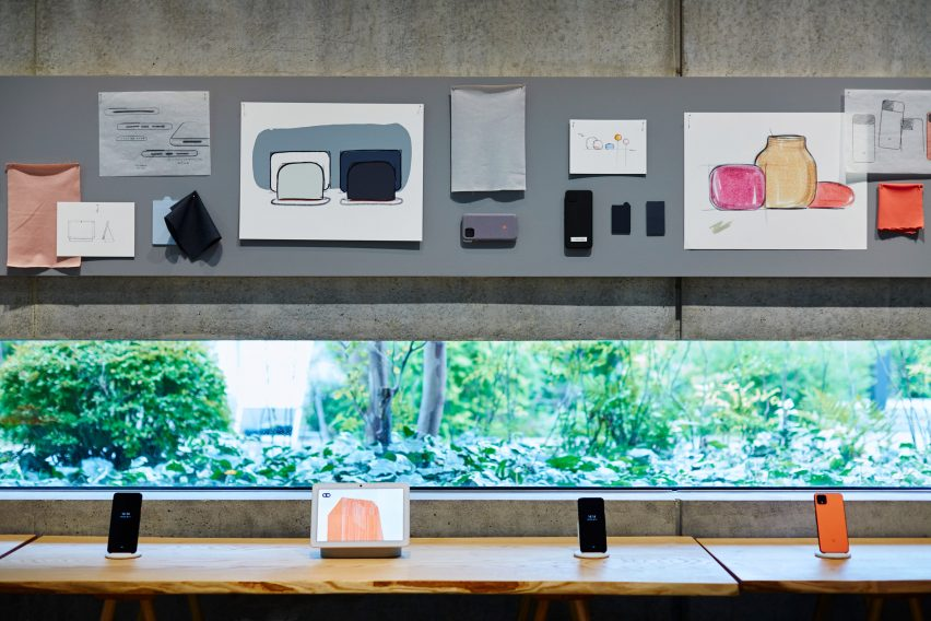 Google Hardware exhibition shows devices in everyday settings
