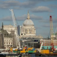London's mayor calls on architects to design for a circular economy