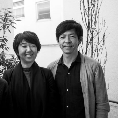Portrait of Momoyo Kaijima and Yoshiharu Tsukamoto, Atelier Bow-Wow