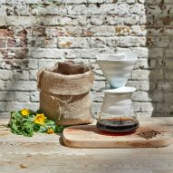 Daisy Newdick develops DIY process for making coffee from dandelions to promote biodiversity