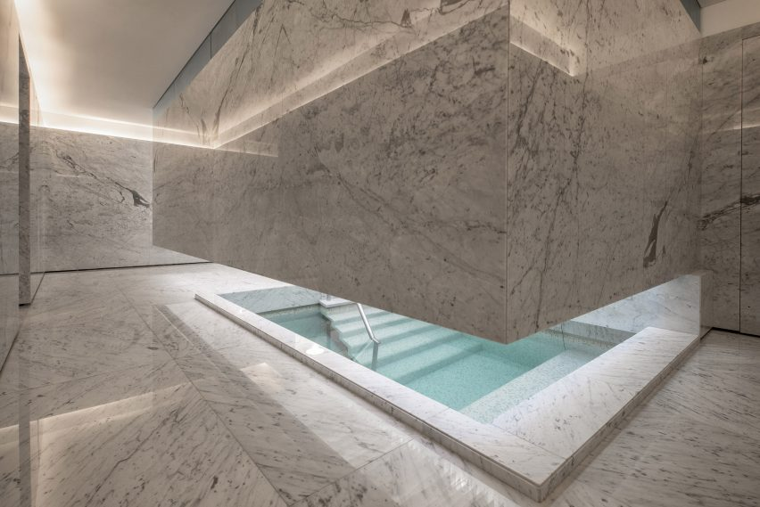 Mikveh Oh by Arqhe Studio