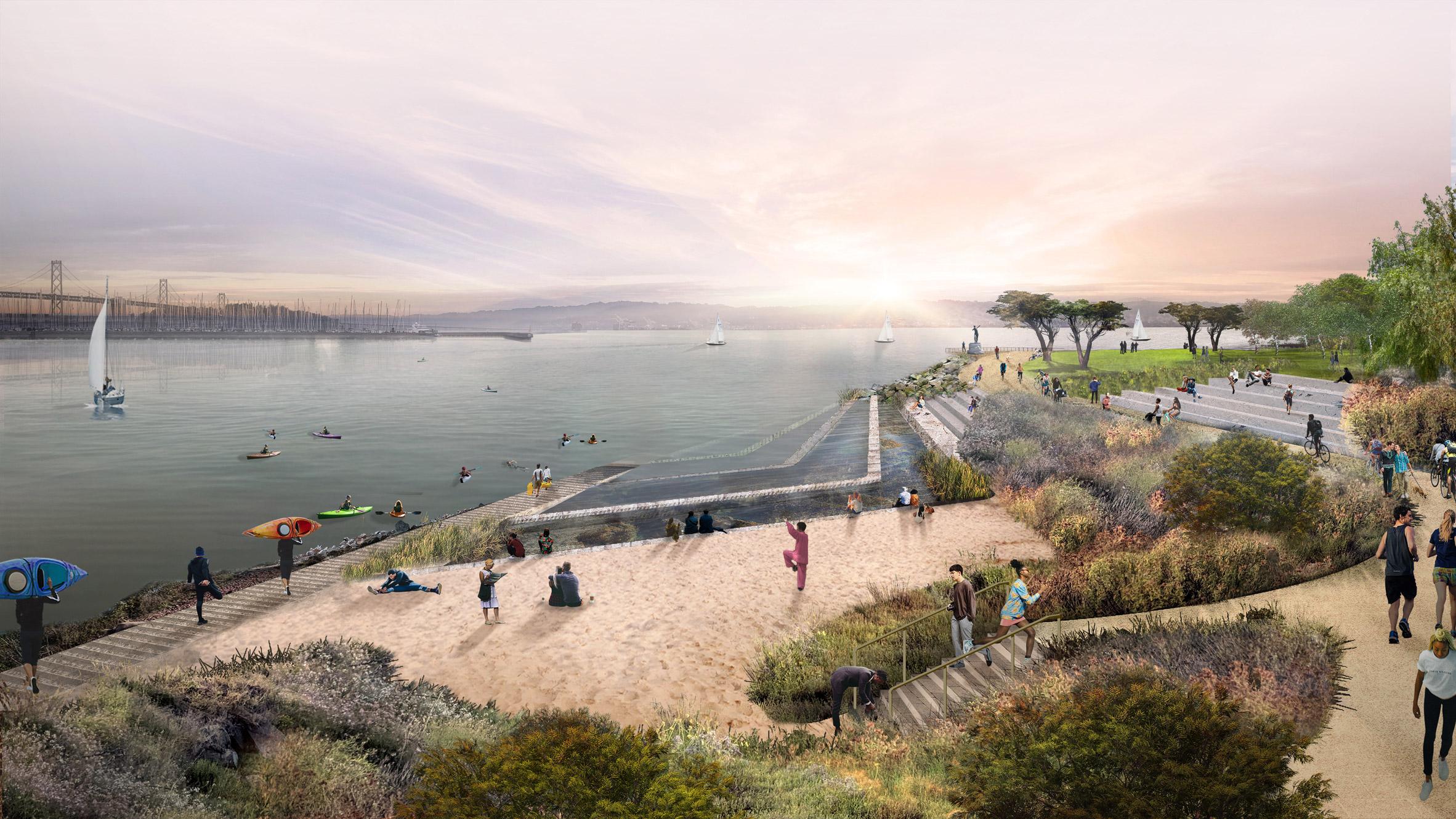 Mission Rock development in San Francisco