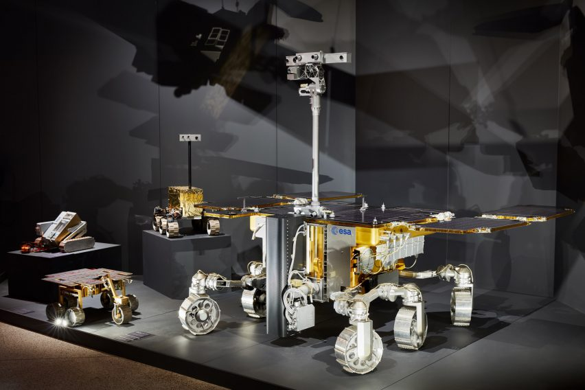 Moving to Mars exhibition opens at Design Museum in London
