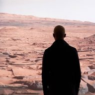 """Surviving on Mars could teach us how to live more sustainably on earth"", says Design Museum's Moving to Mars curator"