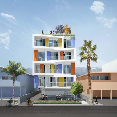 Low Cost Housing Dezeen
