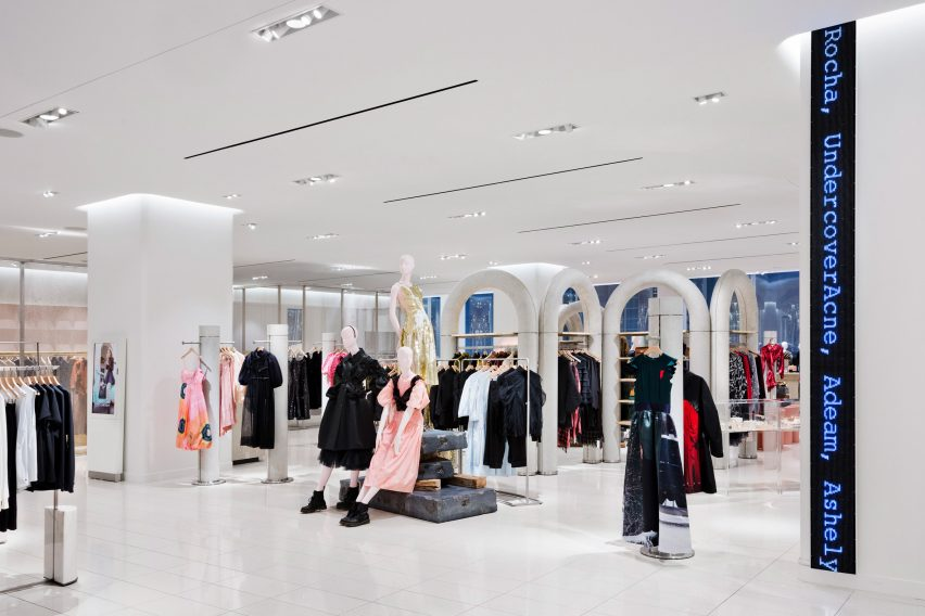 Nordstrom department store opens in world\'s tallest ...