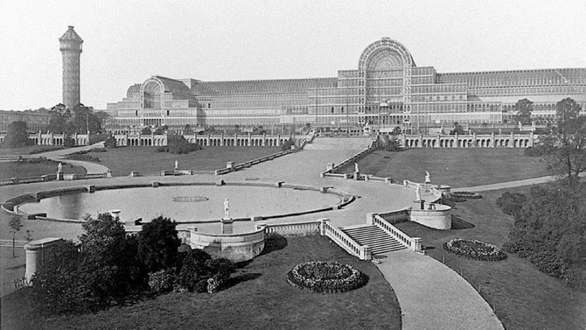 Crystal Palace was high-tech architecture says Norman Foster