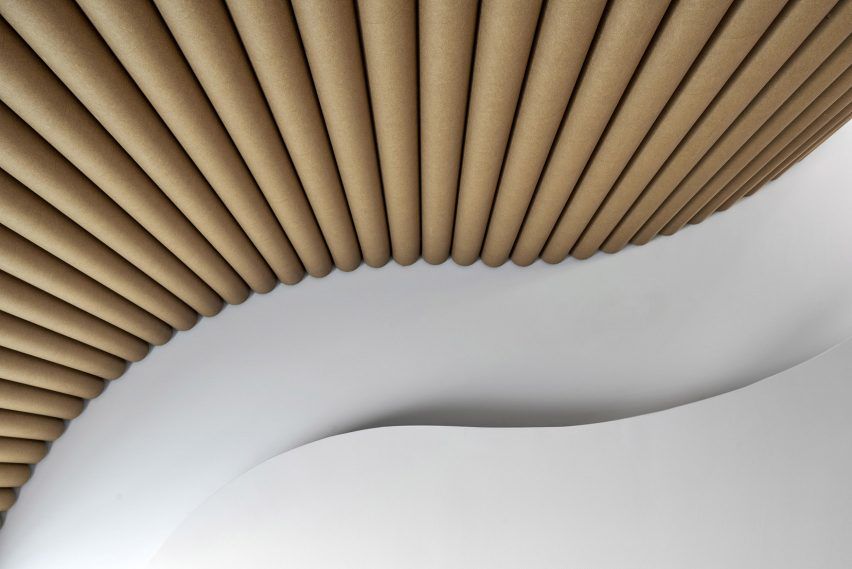 Piazza Dell'Ufficio office designed by Branch Studio Architects