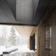 Queen's Lane Pavilion by Carney Logan Burke