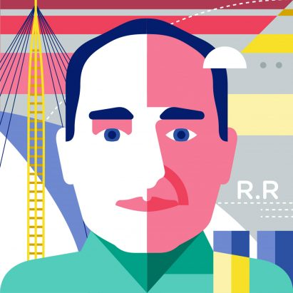 High-tech architecture: Richard Rogers